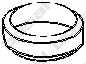 Прокладка выхлопной трубы BOSAL 256-024 - изображение