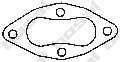 Прокладка выхлопной трубы BOSAL 256-084 - изображение