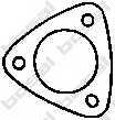 Прокладка выхлопной трубы BOSAL 256-405 - изображение