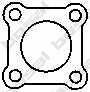 Прокладка выхлопной трубы BOSAL 256-430 - изображение