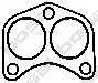 Прокладка выхлопной трубы BOSAL 256-640 - изображение
