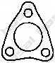 Прокладка выхлопной трубы BOSAL 256-650 - изображение