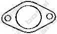 Прокладка выхлопной трубы BOSAL 256-854 - изображение