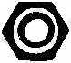 Гайка, выпускной коллектор BOSAL 258-055 - изображение
