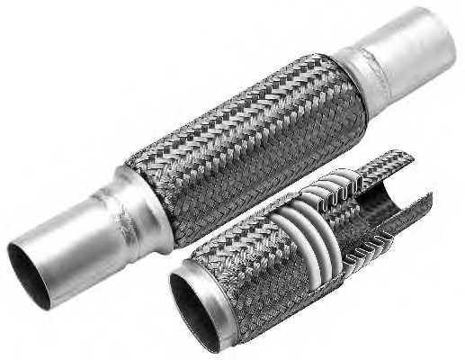 Гофрированная труба выхлопной системы BOSAL 265-705 - изображение 1