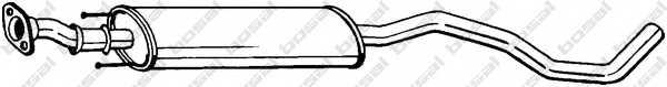 Средний глушитель выхлопных газов BOSAL 282-577 - изображение