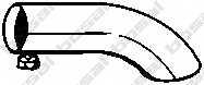 Труба выхлопного газа BOSAL 328-221 - изображение