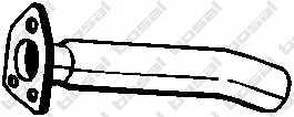 Труба выхлопного газа BOSAL 339-157 - изображение