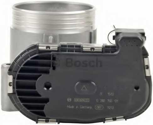 Патрубок дроссельной заслонки BOSCH 0 280 750 131 - изображение
