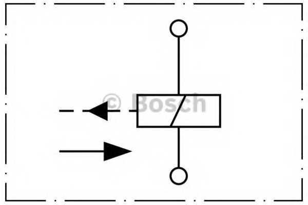 Подъёмный магнит BOSCH 0 330 001 003 - изображение 2