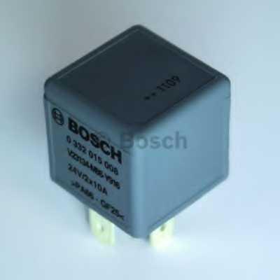 Реле рабочего тока BOSCH 0332015008 - изображение
