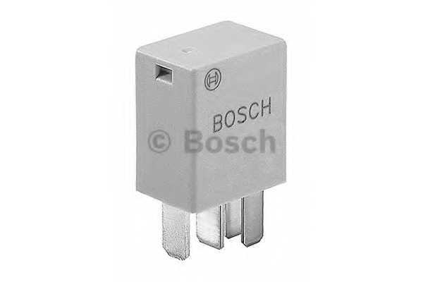 Реле рабочего тока BOSCH 0 332 207 304 - изображение