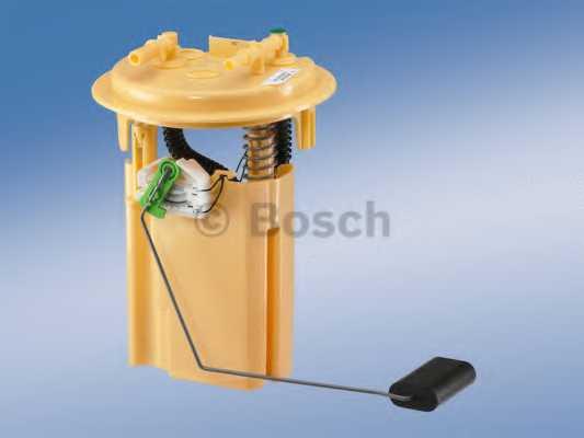 Датчик запаса топлива BOSCH 0986580366 - изображение