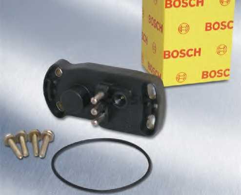 Регулир. потенциометр, горючая смесь, образ. при хол. ходе BOSCH F 026 T03 021 - изображение