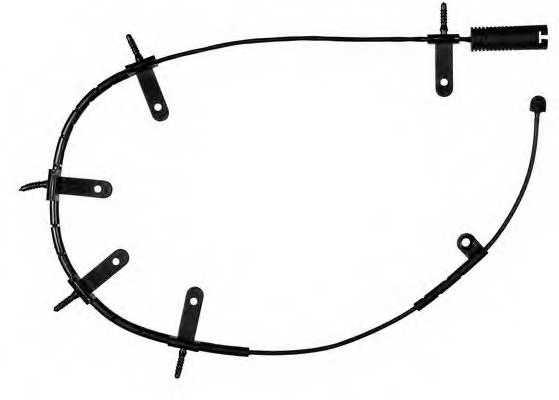Сигнализатор износа тормозных колодок BREMBO A 00 296 - изображение
