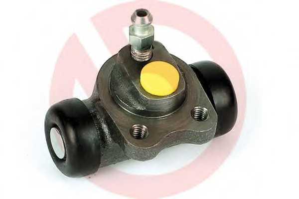 Колесный тормозной цилиндр BREMBO A 12 155 - изображение