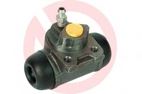 Колесный тормозной цилиндр BREMBO A 12 342 - изображение