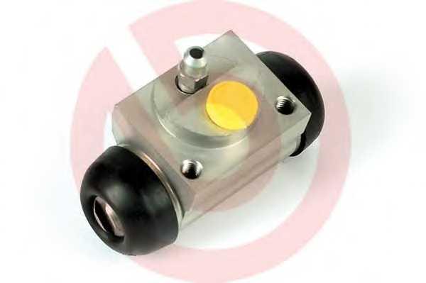Колесный тормозной цилиндр BREMBO A 12 356 - изображение