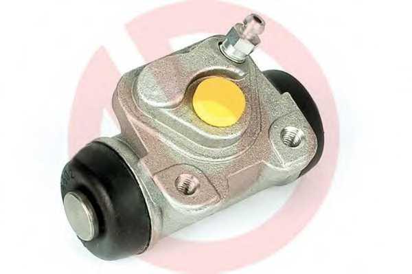 Колесный тормозной цилиндр BREMBO A 12 509 - изображение