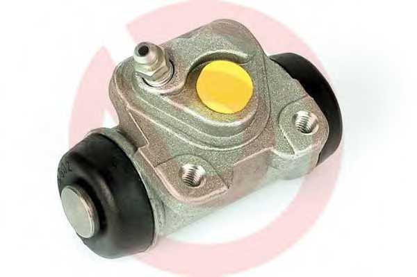Колесный тормозной цилиндр BREMBO A 12 510 - изображение