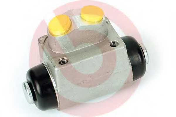 Колесный тормозной цилиндр BREMBO A 12 512 - изображение