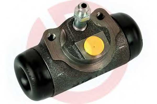Колесный тормозной цилиндр BREMBO A 12 521 - изображение