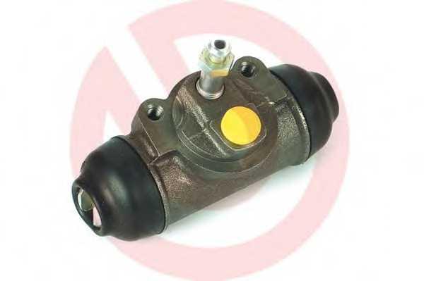 Колесный тормозной цилиндр BREMBO A 12 551 - изображение