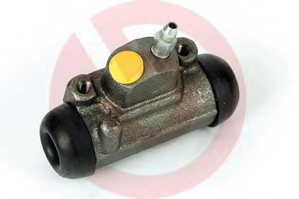 Колесный тормозной цилиндр BREMBO A 12 554 - изображение