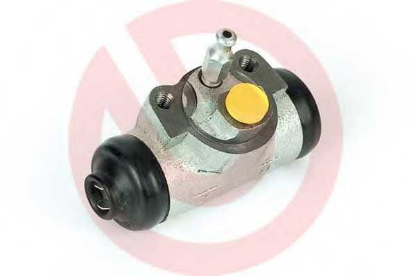 Колесный тормозной цилиндр BREMBO A 12 560 - изображение
