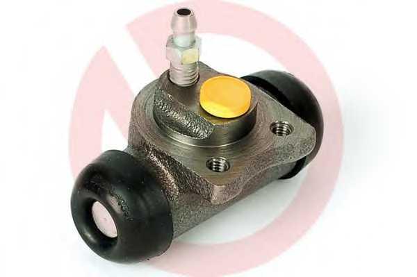 Колесный тормозной цилиндр BREMBO A 12 595 - изображение