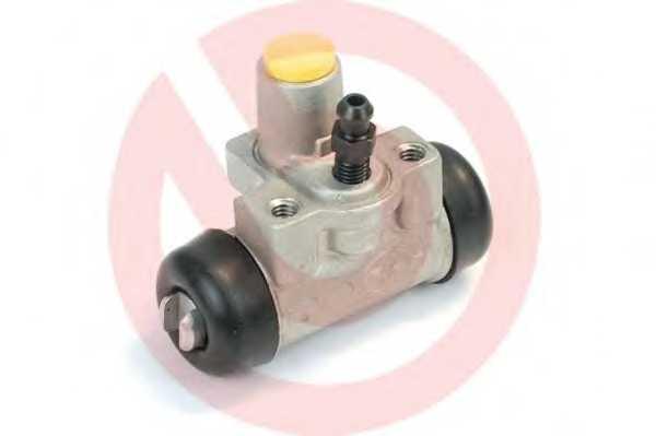 Колесный тормозной цилиндр BREMBO A 12 608 - изображение