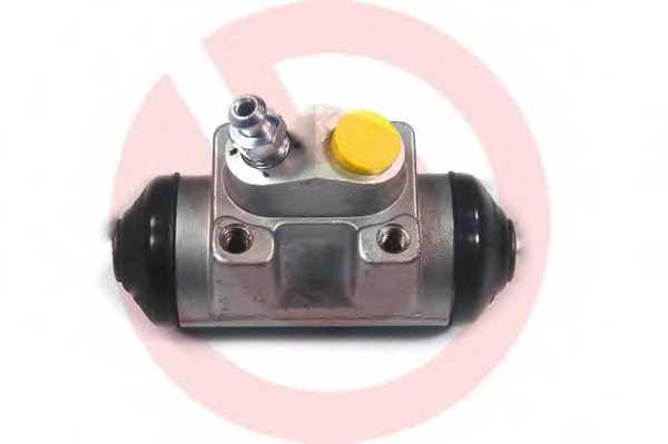 Колесный тормозной цилиндр BREMBO A 12 622 - изображение