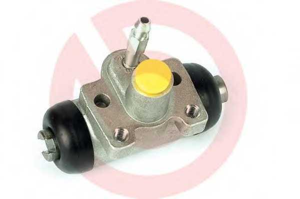 Колесный тормозной цилиндр BREMBO A 12 842 - изображение