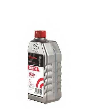 Тормозная жидкость BREMBO L 04 005 - изображение