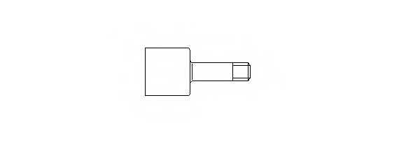 Штекерная гильза, кабель зажигания BREMI 10046 - изображение