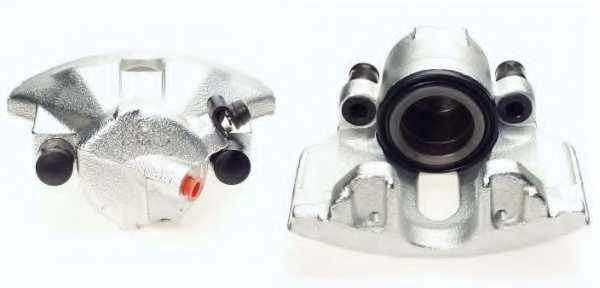 Тормозной суппорт BUDWEG CALIPER 342482 - изображение