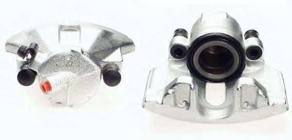 Тормозной суппорт BUDWEG CALIPER 342483 - изображение