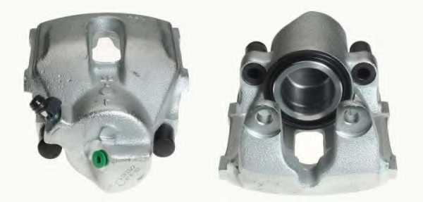 Тормозной суппорт BUDWEG CALIPER 342539 - изображение