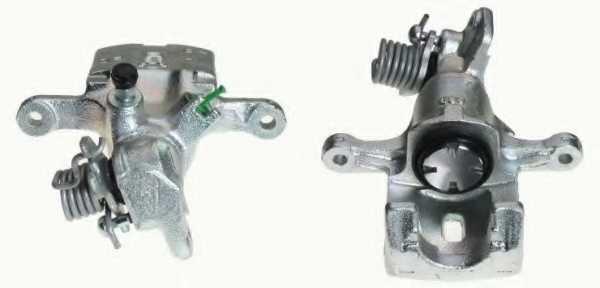 Тормозной суппорт BUDWEG CALIPER 342805 - изображение