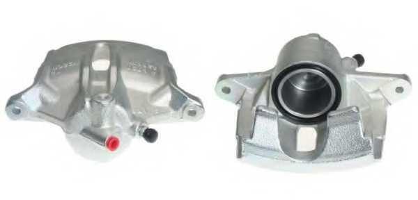Тормозной суппорт BUDWEG CALIPER 342979 - изображение