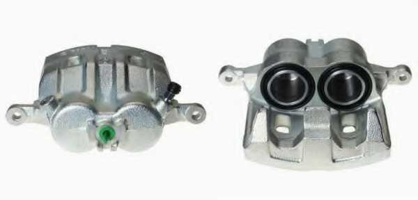 Тормозной суппорт BUDWEG CALIPER 343201 - изображение