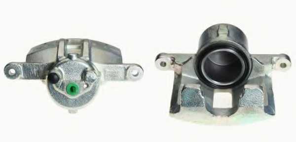 Тормозной суппорт BUDWEG CALIPER 343264 - изображение