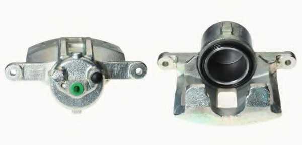 Тормозной суппорт BUDWEG CALIPER 343265 - изображение