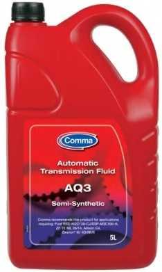 Масло трансмиссионное полусинтетическое 5л Comma Dexron III AQ35L - изображение