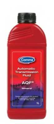 Масло трансмиссионное 1л Comma Automatic Transmisson Fluid AQF ATF1L - изображение
