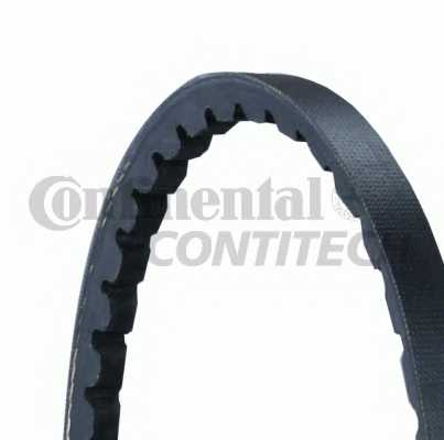 Клиновой ремень CONTITECH 10 X  617 La / AVX10X617 - изображение