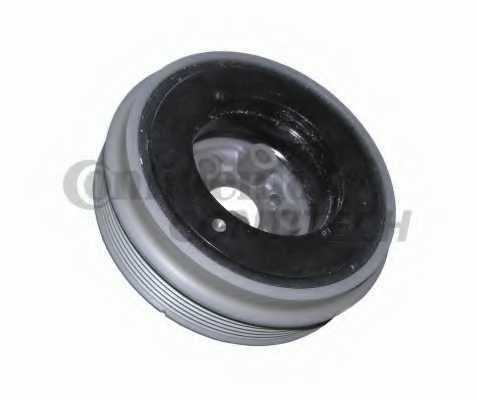 Ременный шкив коленвала CONTITECH VD1091 - изображение