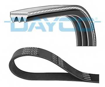 Поликлиновой ремень DAYCO 3x600 / 3PK600 - изображение