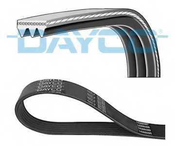Поликлиновой ремень DAYCO 3x830 / 3PK830 - изображение
