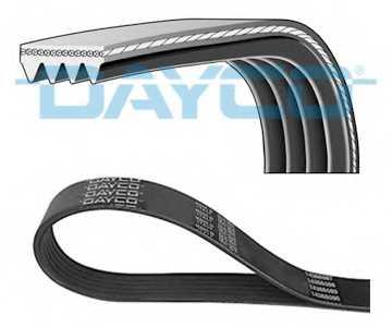 Поликлиновой ремень DAYCO 4x1490 / 4PK1490HD - изображение